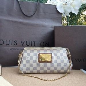 Louis Vuitton Eva crossbody purse
